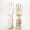Handskformar 9 st frankrike omrking 2000.