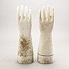 Handskformar 9 st frankrike omkring 2000.