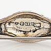 """A sterling silver brooch """"vörå brooch"""", model 926. kalevala koru 1990."""