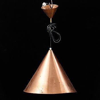 Hans-Agne Jakobsson, a ceiling light Markaryd, 1960-70s.