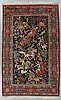 A rug, semi-antique, oriental, ca 238 x 139 cm.