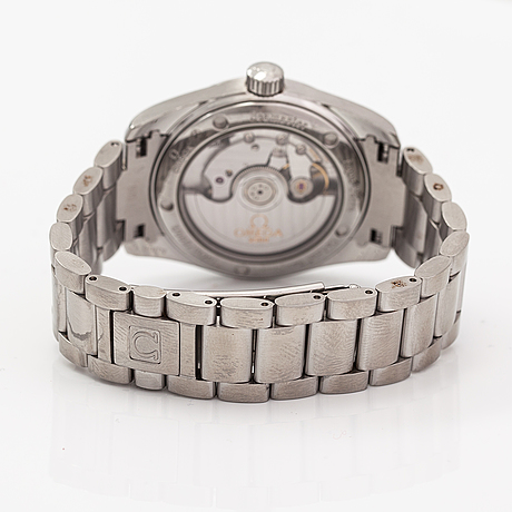 Omega, seamaster, aqua terra, co-axial, 150m, wristwatch, 36 mm.