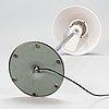 """Per sundstedt, golvslampa, """"mars"""", kostalampan/ateljé lyktan, 1900-talets andra hälft."""