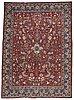 A carpet, semi-antique tabriz, ca 359-364 x 259 cm.