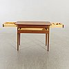 Side table, denmark 1960s.