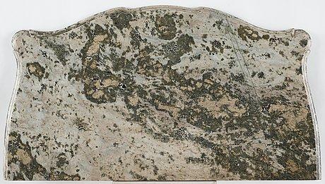 Byrå, av lars nordin (mästare i stockholm 1743-1773), rokoko.