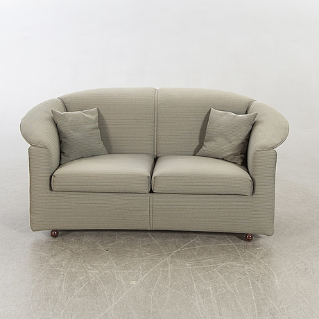"Paolo piva sofa ""aura"" for wittmann later part of the 20th century."