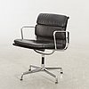 Charles and ray eames, 'ea 208 soft pad chair' for vitra.