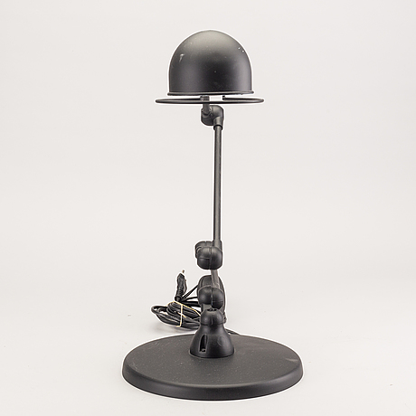 Jean-louis domecq, desk lamp for jieldé france 2010 numbered.