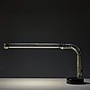 """Anders pehrson, a rare prototype """"tube"""" table lamp for ateljé lyktan, åhus sweden, ca 1973."""