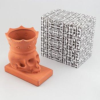 Per B Sundberg, a 'Föremål' earthenware plant pot, IKEA, 2018.