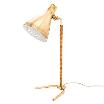 Paavo Tynell, a mid-20th-century '9224' table lamp for Idman, Finland.
