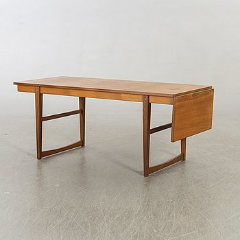 "Preben Fabricius, a 1960's ""Moa"" teak Ikea lounge table."
