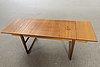 "Preben fabricius, soffbord, design preben fabricius  ""moa"" för ikea, 1960-tal."