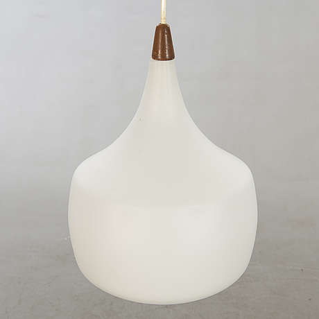 Uno & östen kristiansson, ceiling light, luxus, vittsjö, 1950s / 60s.