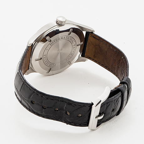 Iwc, pilots classic mark xvi, wristwatch, 39 mm.