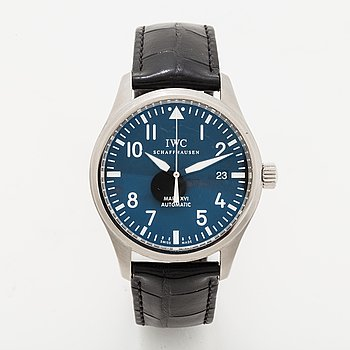 IWC, Pilots Classic Mark XVI, wristwatch, 39 mm.