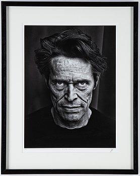 Johan Bergmark, C-print, signed and numbered 8/19.
