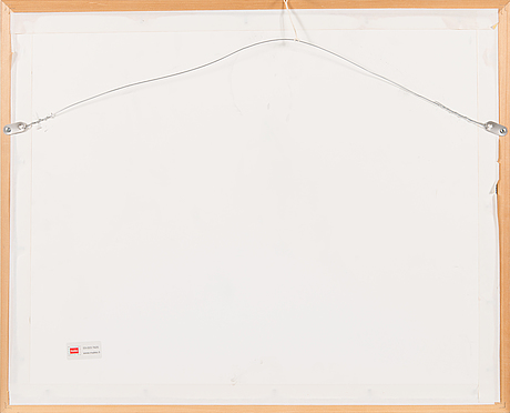 Pentti koivikko, silk screen, signed and dated -03, numbered 51/100.