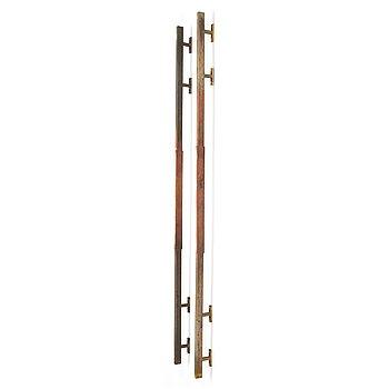 Veijo Martikainen, a pair of church door handles manufactured by Outokumpu 1961.