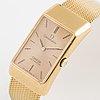 Omega, constellation, wristwatch, 22 x 39 mm.