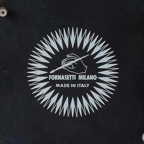 Piero fornasetti, an umbrella stand, milan, italy 1960's.