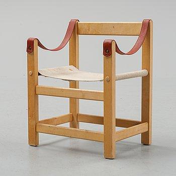 John Kandell, a 'Barnbarn' childrens chair, för Källemo.