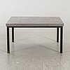 A coffee table second half of 20th century.