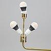 Golvlampor, ett par, örsjö industri, 2000-tal.