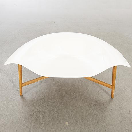 "Jonas lundby jensen, a ""dune low f-300"" easy chair 21st century."