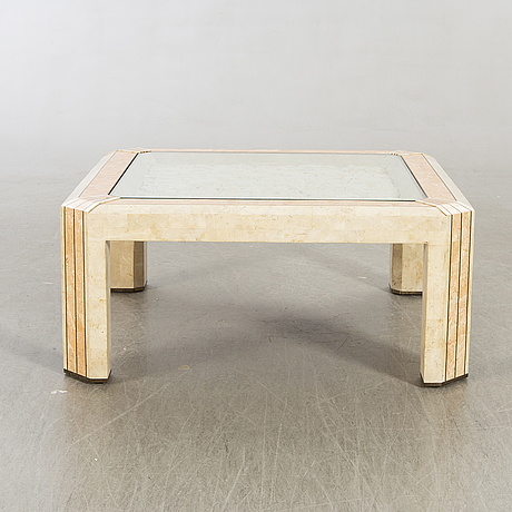 A coffee table late 20th century.