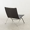 Poul kjaerholm, a pk 22 easy chair for fritz hansen later part of the 20th century.