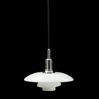 "Poul Henningsen, a  ""PH 3/2"", ceiling lamp for Louis Poulsen 21st century."