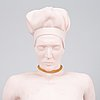 Christian-pontus andersson, porcelain, signed and dated 2007. edition 9.