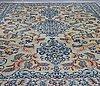 A carpet, kashan, ca 483 x 305 cm.