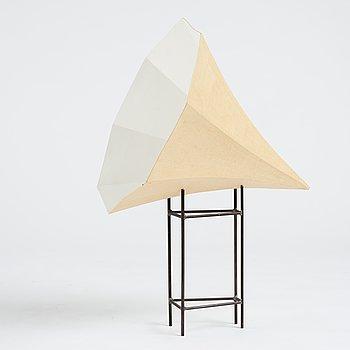 Ebba Matz, sculpture, mixed media, paper and metal, not signed, 1994.