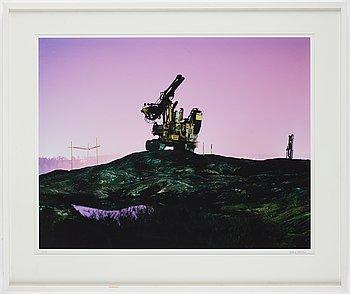 Hans Malm, archival pigment inkjet print, 2006, signed 3/10.