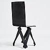 Lars englund, a chair, for skelder ab, 1990's.