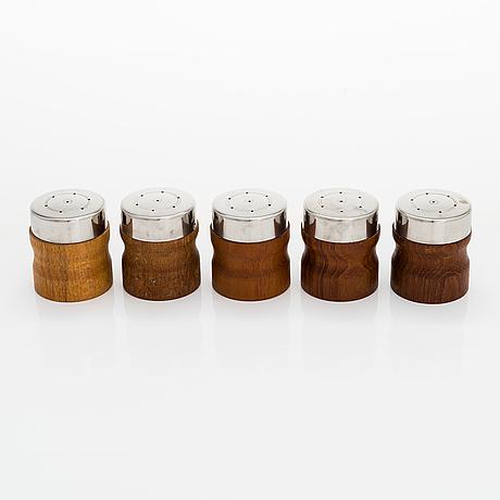 Bertel gardberg, five spice spreaders for finnmade gardberg, norrmark handicraft.