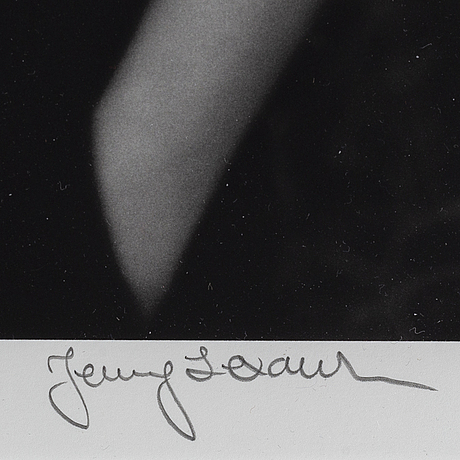 Jenny lexander, pigment print, signed jenny lexander in pencil. edition 92/100.