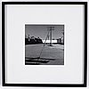 Gerry johansson, photograph signed and dated on verso.