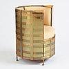 "Mats theselius, an ""el dorado"" lounge chair, ed. 153/360 källemo sweden post 2002."
