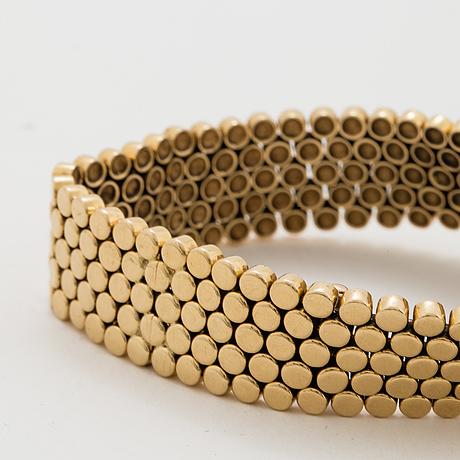 Cartier, trinity, wristwatch, 27 mm.