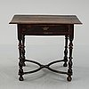 Table, probably england. 19th century.