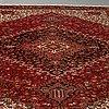 A carpet, old heriz/gorovan, ca 440 x 346,5 cm.