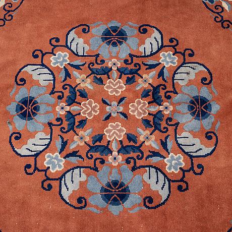 A carpet, old  china, ca 370 x 278 cm.