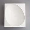 "Naoto fukasawa, a contemporary serving bowl ""outside"" for b&b italia."