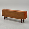 An 'arild' sideboard by nils jonsson for hugo troeds. designed 1964.