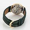 Bulova, accutron, spaceview, wristwatch, 35 mm.