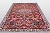 A carpet, bakhtiari, ca 357 x 215 cm.